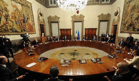 Governo Italiano Presidenza Consiglio Dei Ministri by Taormina Oggi Consiglio Dei Ministri Sul G7 Blogtaormina