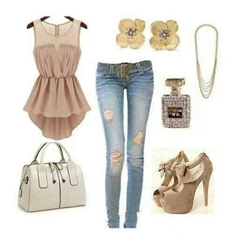Fresh and Cute Outfits for Spring with Very Cute Girls Outfit Ideas 20130 | mamiskincare.net
