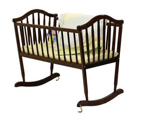 rocking crib for babies on me rocking cradle cherry baby baby furniture
