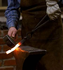 Making Tongs For Blacksmithing