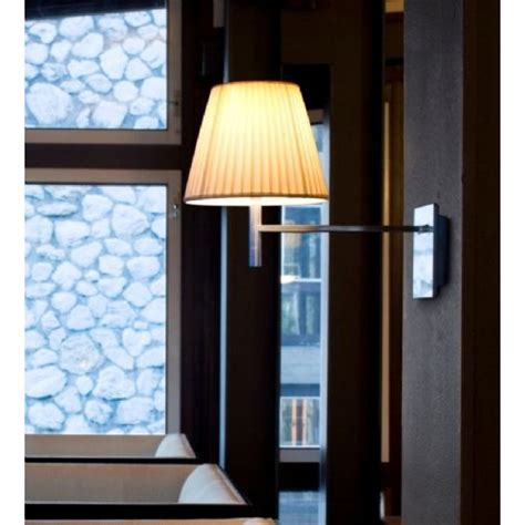 flos k tribe wall light flos philippe starck a white room