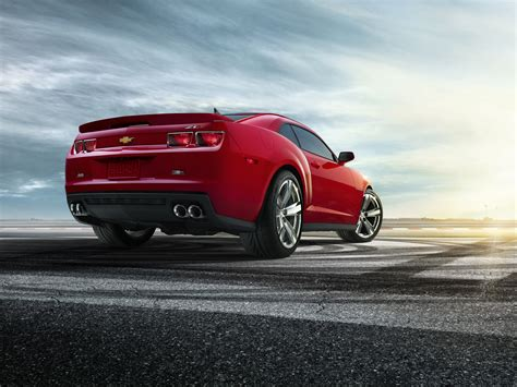 2012 Camaro Zl1 Wallpapers (high Resolution)