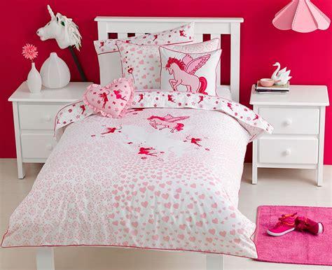 Unicorn Quilt Cover Set  Unicorn Bedding  Kids Bedding