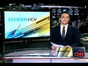 Samuel Burke CNN - Europa Hoy - YouTube