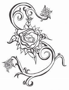 The gallery for --> Heart Tattoo Designs With Letters S