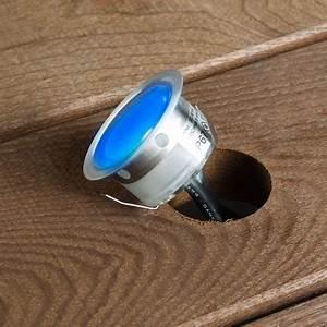 Kit Led Escalier : spot led encastrer plug play spot led installation facile ~ Melissatoandfro.com Idées de Décoration