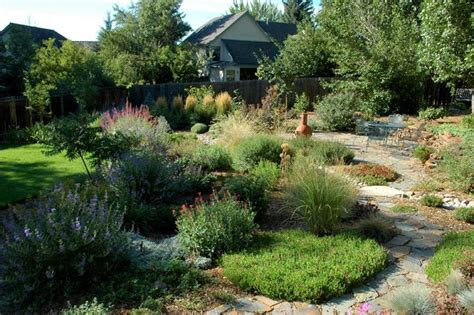 xeriscape garden colorado springs xeriscape garden mediterranean landscape denver by sunflower designs