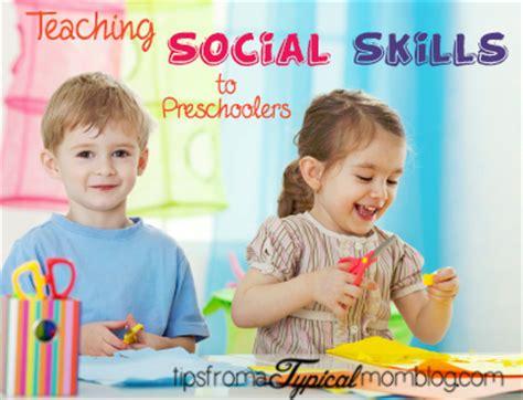 social skills preschool teaching your preschooler social skills 295