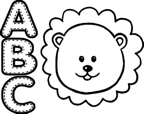 Lion Face Coloring Page Milwaukeepaindoctors