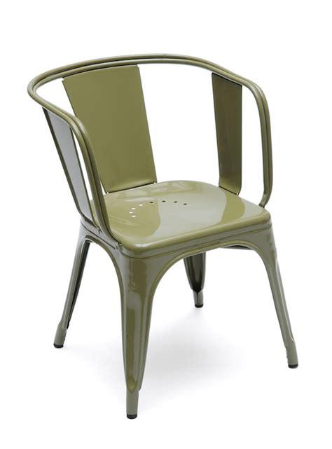 Tolix Armchair by Tolix Chair Vintage Tolix Chair La Boutique Vintage