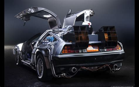 Image 0 Of 50 2018 Delorean Time Machine By Team Timecar