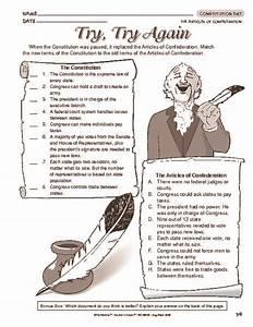 Articles Of Confederation Vs Constitution