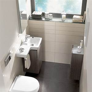 Sehr Kleines Gäste Wc Gestalten : badeinrichtung f r kleine b der ~ Watch28wear.com Haus und Dekorationen