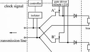 Schematic Diagram Of Router Connected To Loads