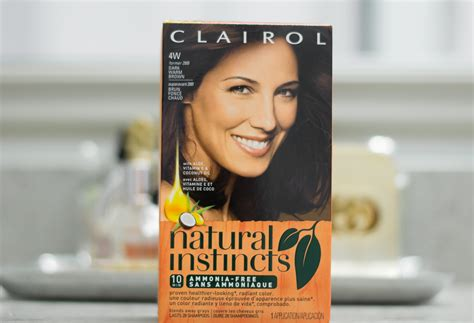 instincts hair color reviews clairol instincts how to color hair at home