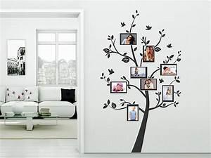 Wandtattoo Mit Bilderrahmen : wandtattoo bilderbaum von ~ Bigdaddyawards.com Haus und Dekorationen
