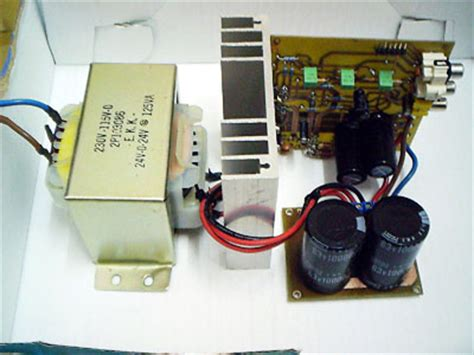 Amplifier Using Amp Electronic Circuits