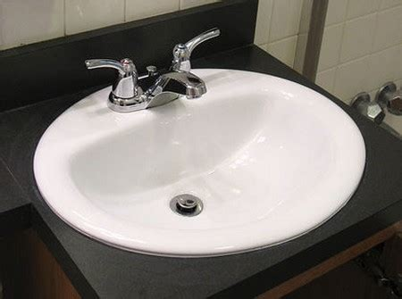 Best Sink Material For Bathroom by How To Choose A Countertop For Your Bathroom Sink