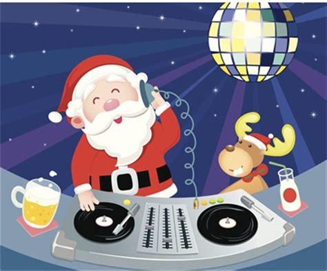 christmas disco