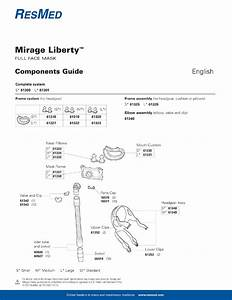 Resmed Oxygen Equipment 61300 User Guide