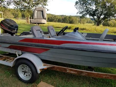 Used Skeeter Bass Boat Trailer by 1989 Skeeter Bass Boat For Sale