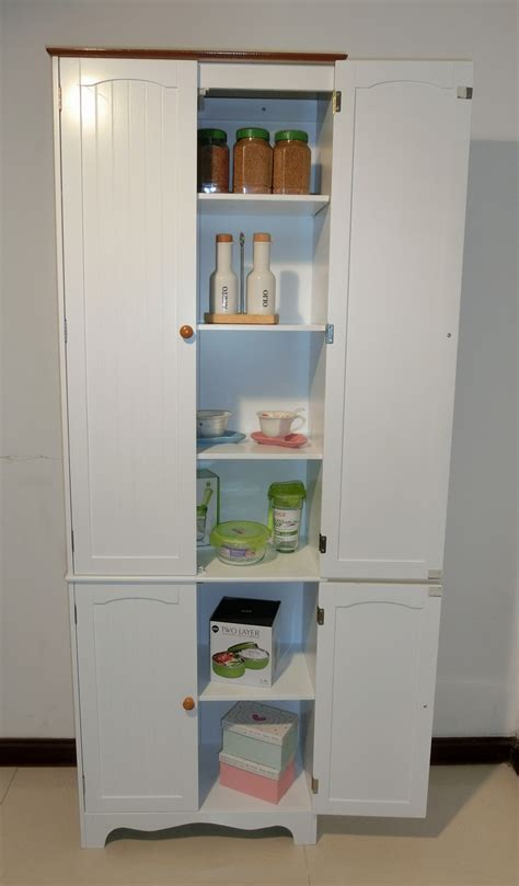 Kitchen Pantry Cabinet by Kitchen Pantry Linen Storage Cabinet Cupboard Bathroom