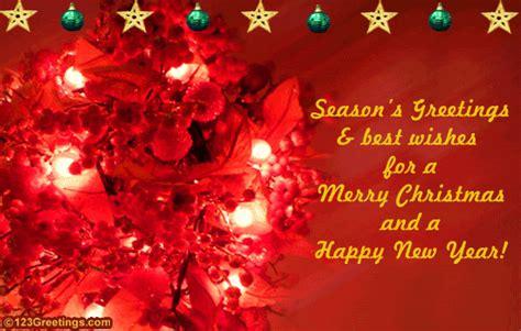 virtual christmas message