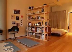 Comfortable loft condo interior design small apartment for Small apartment interior design ideas