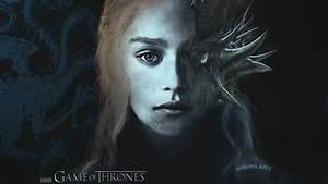 Daenerys Game of Thrones Wallpaper 1920x1080 by Iskierka0 ...