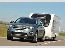 Land Rover Discovery Sport Tow Car Awards
