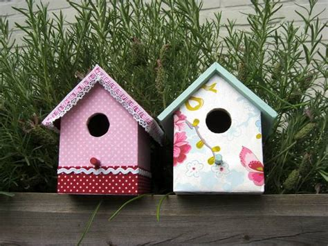 Design Your Own Bird House As Wall Decor In Your Childs