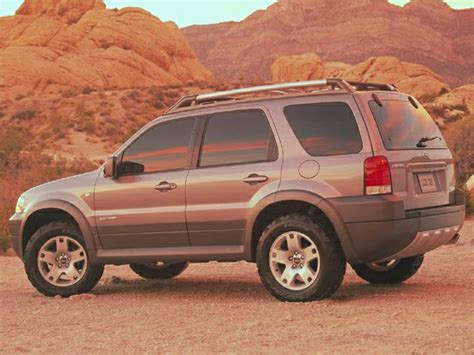 Ford Escape 2001 by 2001 Ford Escape Information