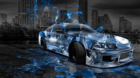 nissan silvia sx facelift  jdm anime city car