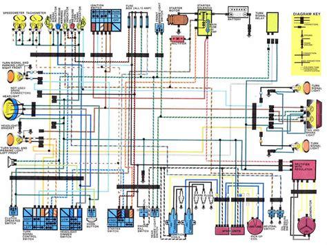 Electrical Wiring Diagram Honda Cbsc