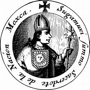 Clipart - Muiscan nobility