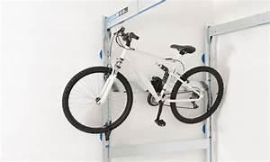 Support De Velo : porte v lo simple pour rangement de garage lodus ref 51030 ~ Melissatoandfro.com Idées de Décoration