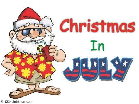 christmas in july desktop wallpapers for free download