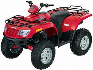 2007 Arctic Cat 400 Automatic    400 Manual    400 Trv    500