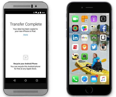 how to move apps on iphone how to switch from an android phone to iphone pcmag