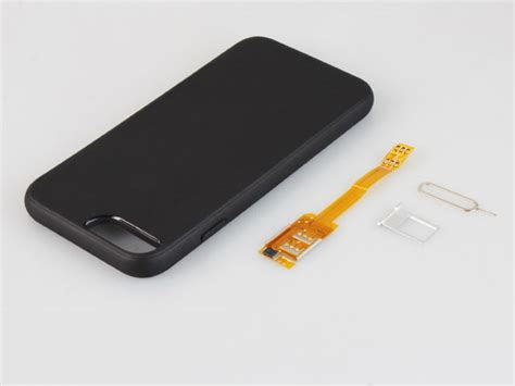 iphone 6 sim dual sim card for iphone 6 with back