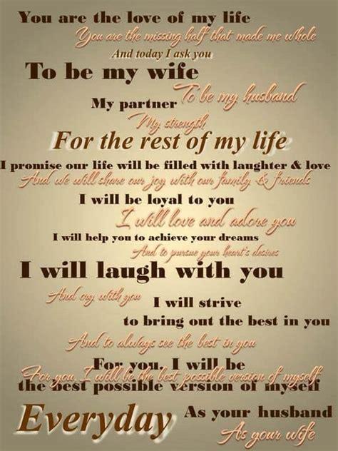 cute wedding vows    cute wedding ideas