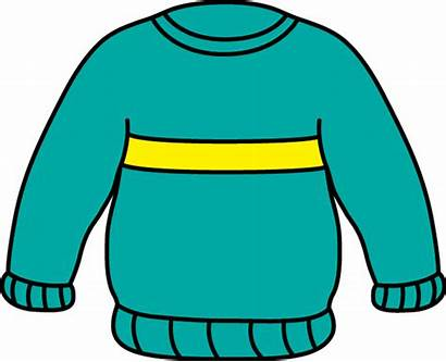 Sweater Clipart Clip Ugly Striped Sweaters Stripe