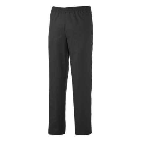 pantalon cuisine noir pantalon de cuisine noir pour homme
