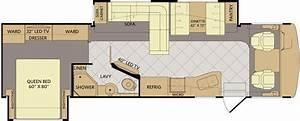 bounder motorhome 2014 floor plans autos post With toterhome floor plans