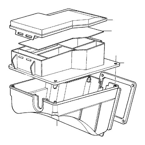 1990 Bmw 325i Fuse Diagram by Bmw 325i Stick On Label In Fuse Box Single