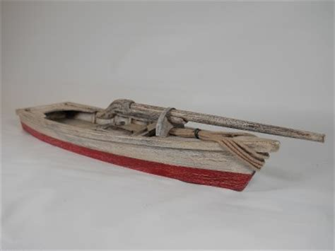 Punt Gun On Boat by Hunting Decoy Market Gunning Skiff Boat With Punt Gun