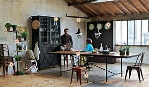 Objet Deco Style Industriel : la d co industrielle selon am pm ~ Melissatoandfro.com Idées de Décoration