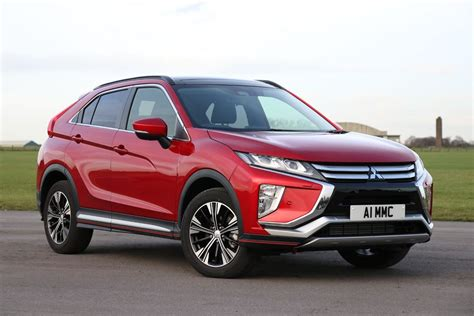 mitsubishi eclipse mitsubishi eclipse cross 2018 car review honest john