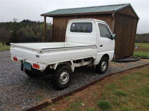 Suzuki Mini Trucks For Sale by Suzuki Mini Truck Ebay