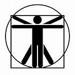 Vitruvian Project Svg Human Factors Wikimedia Noun